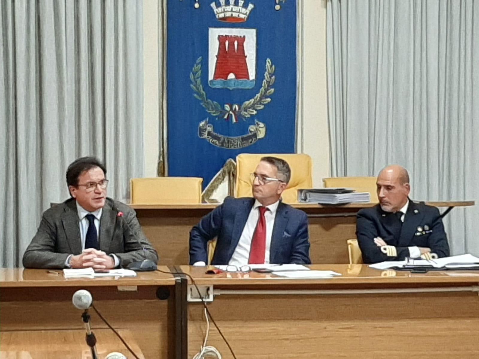 Ortona, Porto: cronoprogramma di Febbo per gli interventi più urgenti