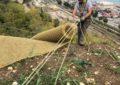 Colle di Costantinopoli: tecniche speciali per i lavori di consolidamento