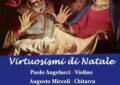 """""""Virtuosismi di Natale"""" stasera alla chiesetta del Purgatorio"""