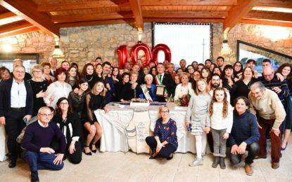 Ortona festeggia Letterina e le altre nonne centenarie