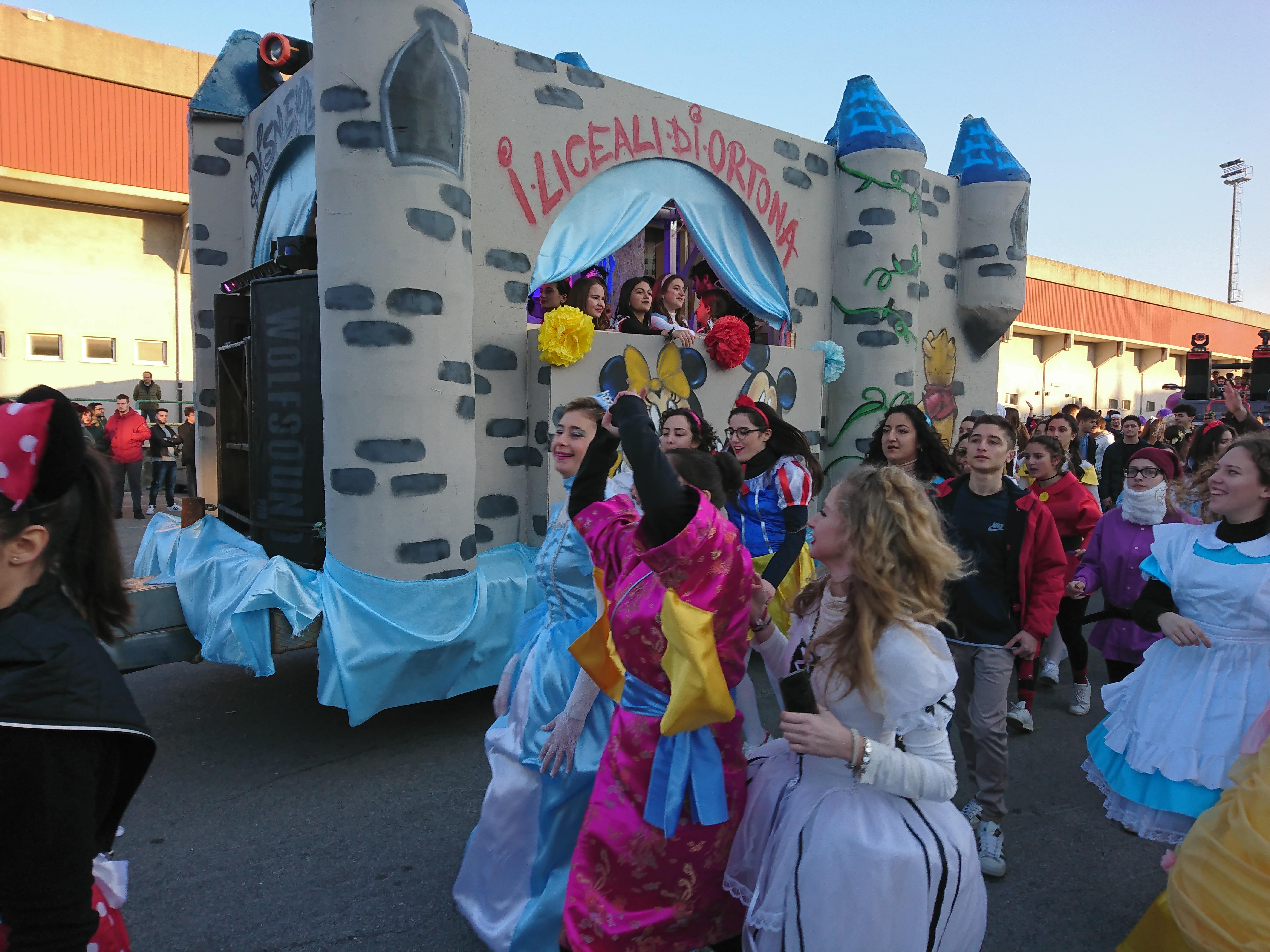 Pubblicato l'avviso di partecipazione al Carnevale ortonese