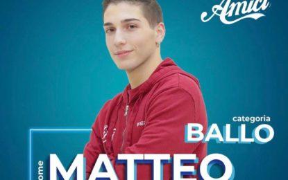 La New Step sforna talenti: un suo ballerino nella scuola di Amici