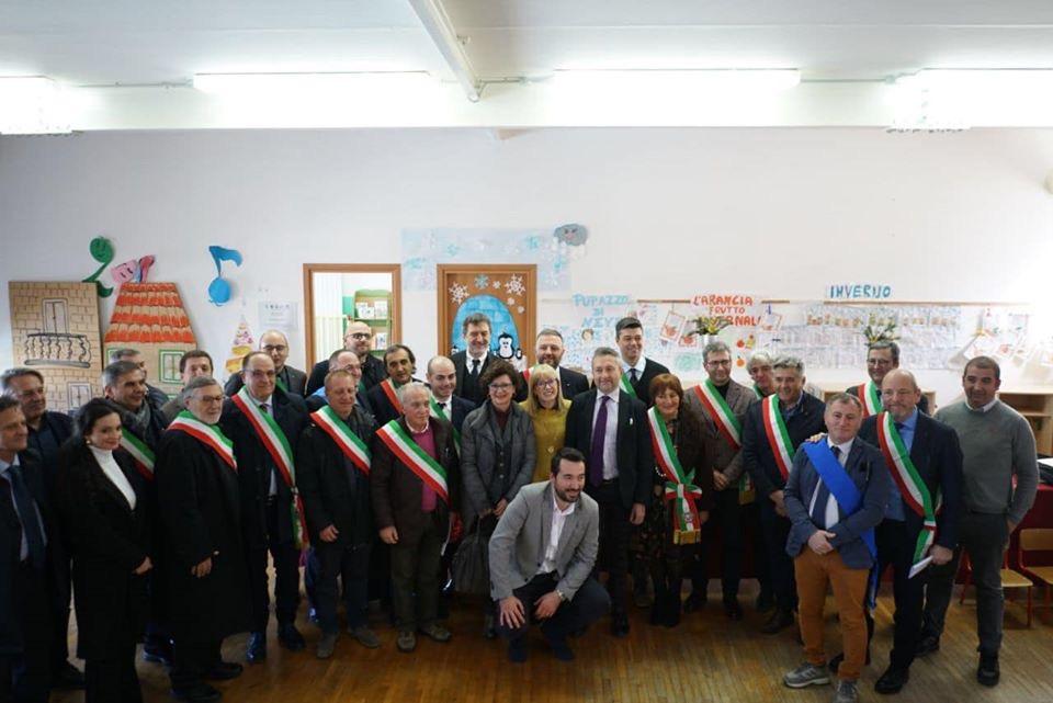 """A Miglianico """"l'Abruzzo che spende i fondi europei"""""""