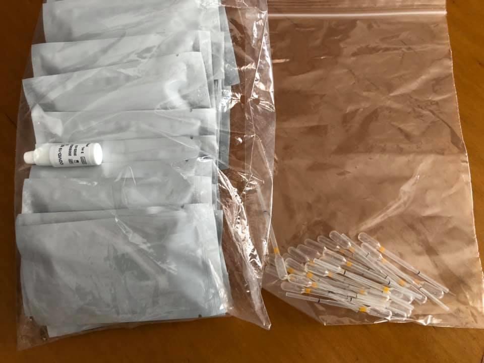 Tollo: in arrivo le attrezzature per test sierologici