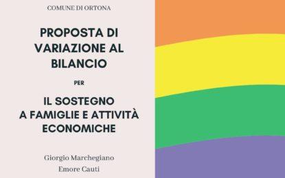 Marchegiano e Cauti lanciano proposta a sostegno delle famiglie
