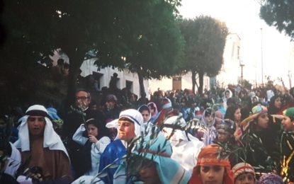 Tempo di ricordi: la sfilata della domenica delle palme