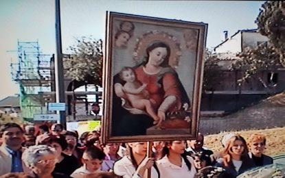 Tempo di ricordi: il pellegrinaggio dei vacresi a Francavilla