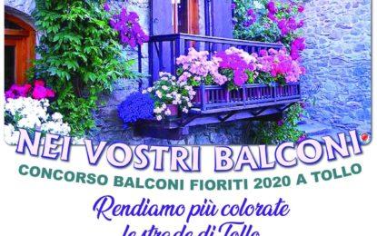 Balconi fioriti: torna il concorso per abbellire la città
