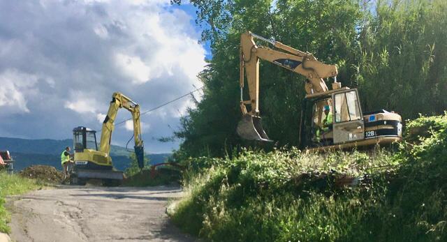 Risanamento idrogeologico: lavori a Roccamnotepiano