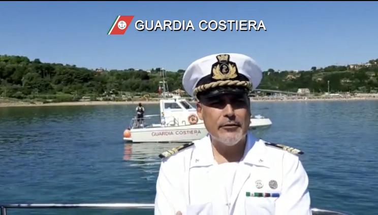 """Torna """"Mare sicuro"""" l'operazione promossa dalla Capitaneria di Porto"""