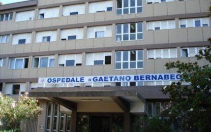 """Il Bernabeo torna ad essere """"Ospedale di base"""""""