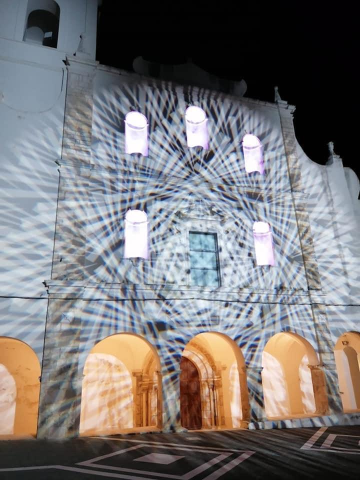 Cinema all'aperto e luci sulla chiesa: al via l'estate di Rapino