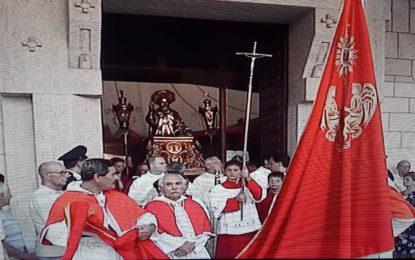 La solenne processione di San Franco
