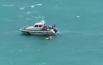 Ortona: canoisti soccorsi dalla Guardia Costiera