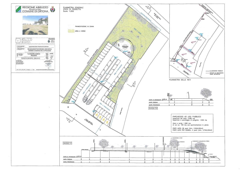 Nuovo parcheggio: la Giunta approva il progetto esecutivo