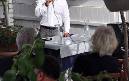 Franco Moroni si candida alla guida delle città con tre liste a suo sostegno
