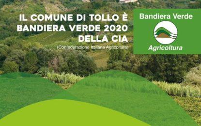 Tollo è Bandiera Verde 2020