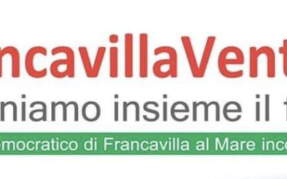Francavilla, le proposte del Pd per le elezioni del 2021