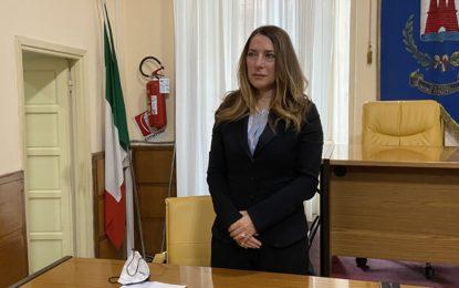 Maria Giambuzzi è il nuovo assessore all'urbanistica
