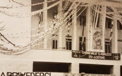 Tempo di ricordi: il carnevale d'Abruzzo