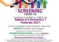 Screening di massa a Tollo nel weekend: si parte dalle scuole