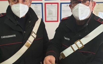 Miglianico, detenzione e spaccio di marijuana, due giovani denunciati dai carabinieri