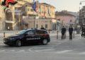 Covid19: intensificati i controllo dei Carabinieri