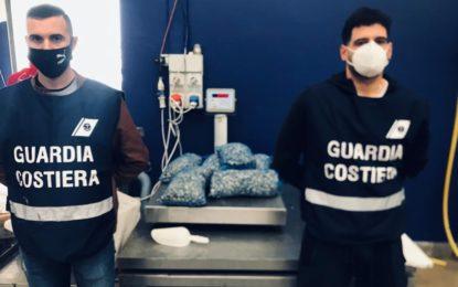 Sequestrati oltre 70 kg di vongole dalla Guardia Costiera