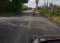 Lavori strada provinciale Ripari di Giobbe