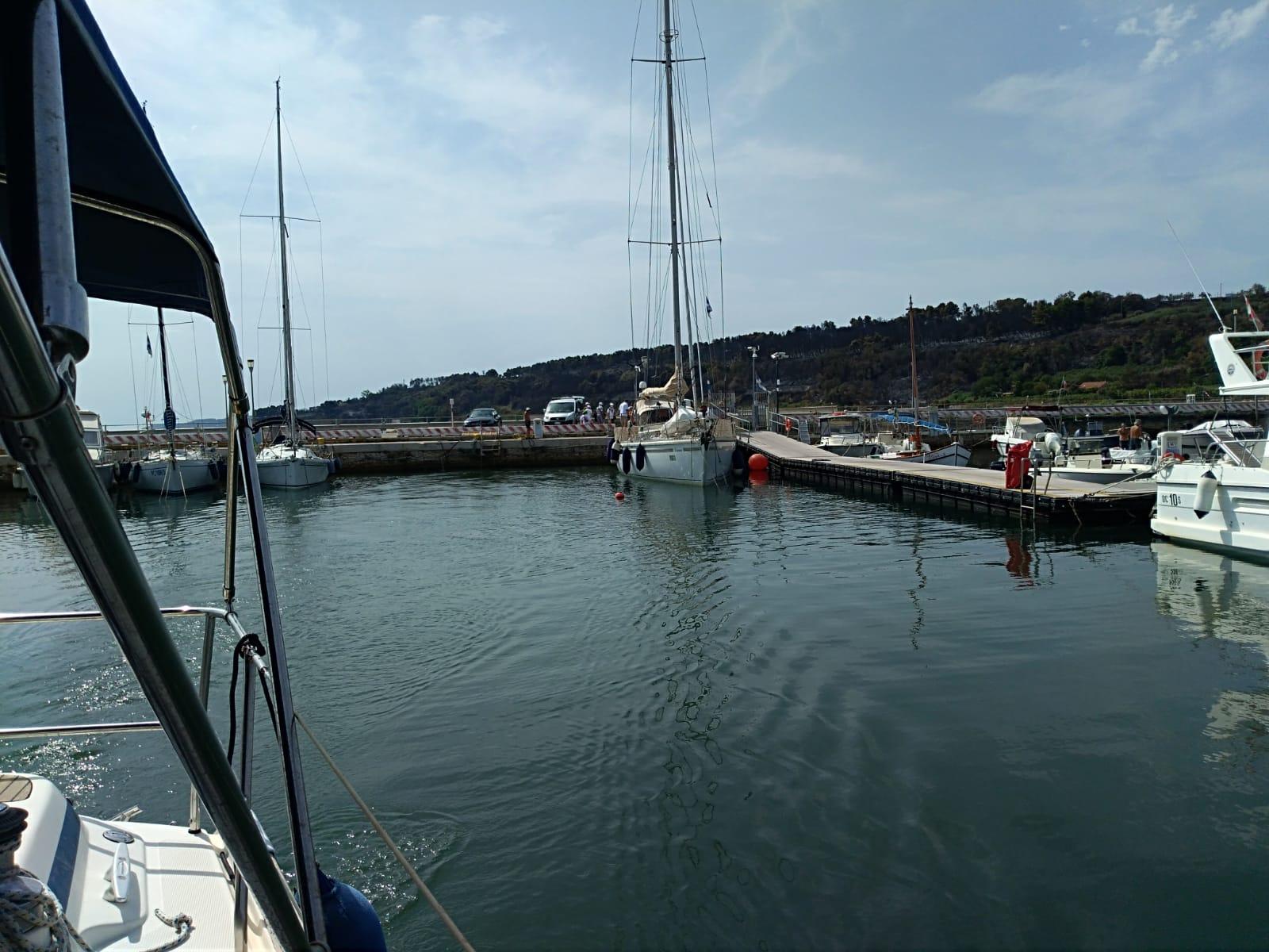 Disabilità e inclusione: giro in barca con la Lega Navale