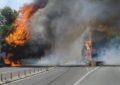 Incendi a Ortona e Francavilla: vigili del fuoco in azione