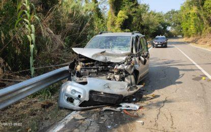 Incidente mortale, intervengono i carabinieri di Ortona