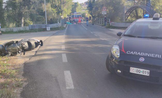 Incidente a Miglianico: 44enne morto sul colpo