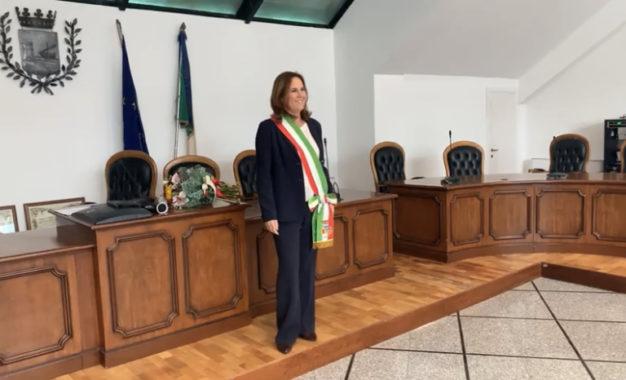 Proclamazione per il nuovo sindaco Luisa Russo