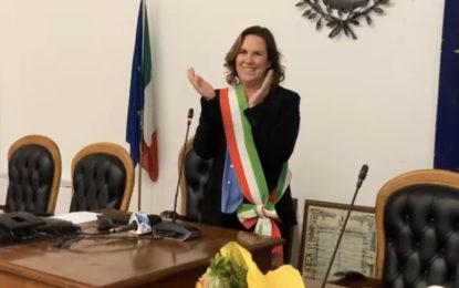 """Luisa Russo già in Comune: """"è la vittoria di tutti"""""""